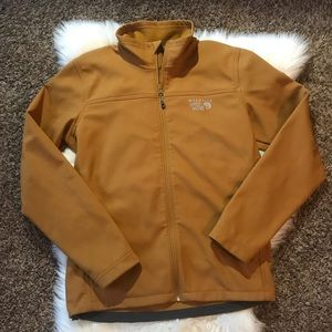 Men's Mountain Hardwear Solamere Softshell Jacket